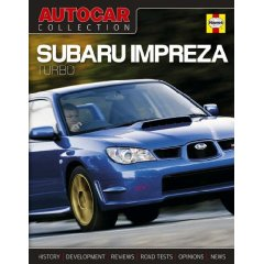 Autocar Collection - Subaru Impreza Turbo
