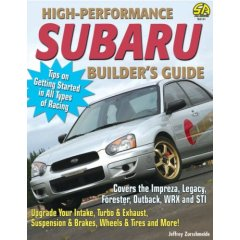 Hi Performance Subaru Builders Guide