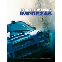 Rallying Imprezas