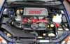 Subaru Impreza Turbo STi Engine Bay